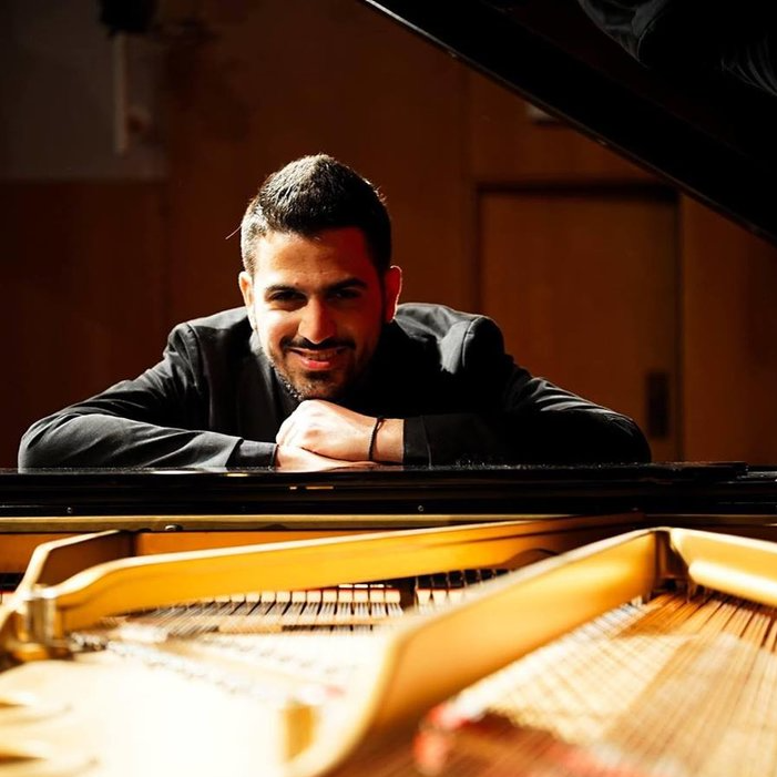 Vasilis: Piano Teacher in B15, Birmingham, West Midlands