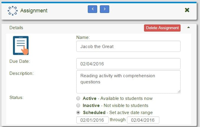 Assignment Profile.JPG