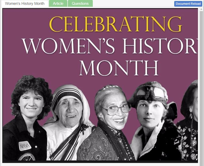 What is Women's History Month?