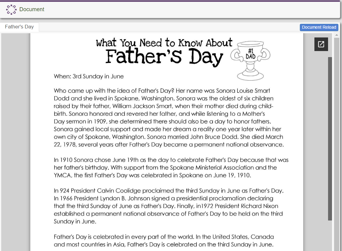 What You Need to Know About Father's Day