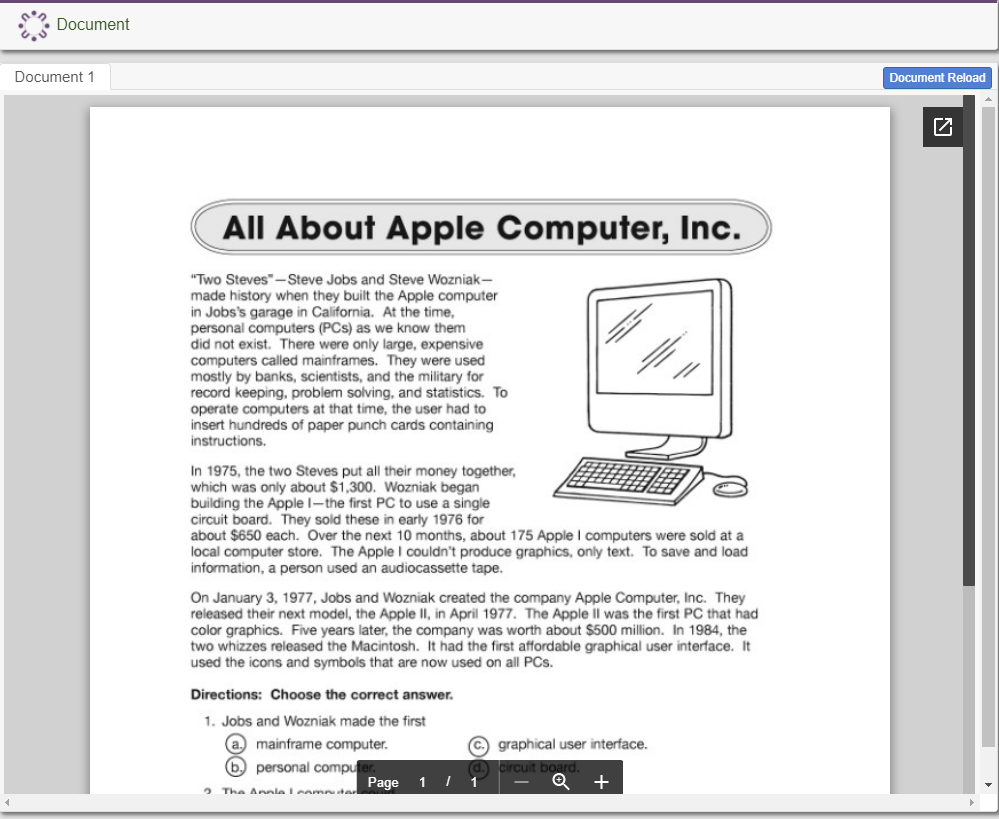 all about apple computer, inc