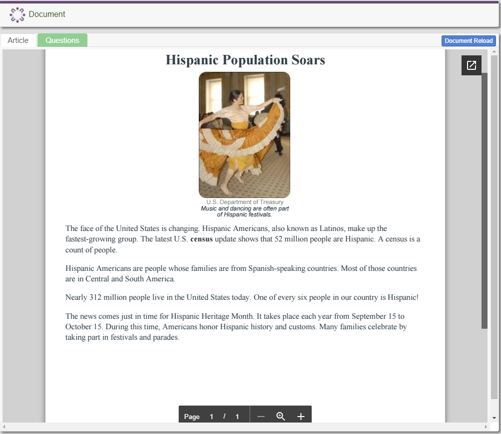 Hispanic Population Soars