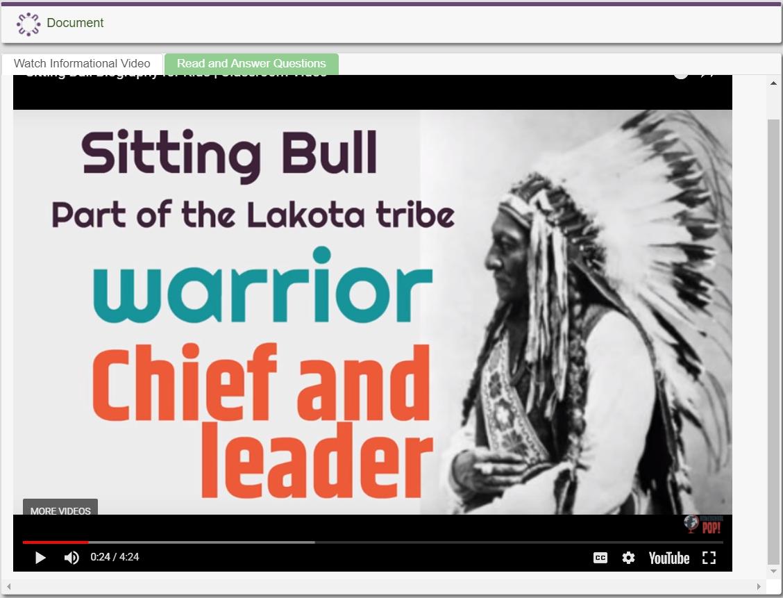 Sitting Bull (Native American)