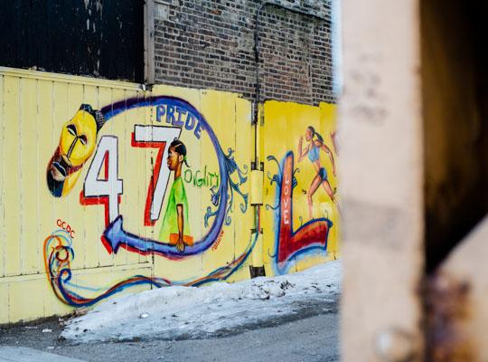 Chicago Greenline 47th St