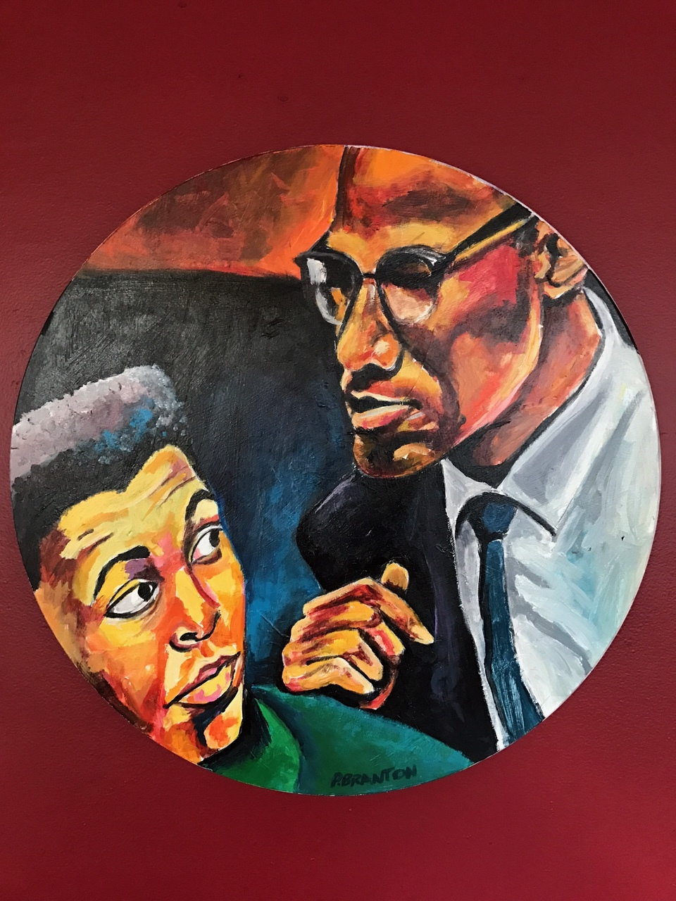 Malcolm & Ali