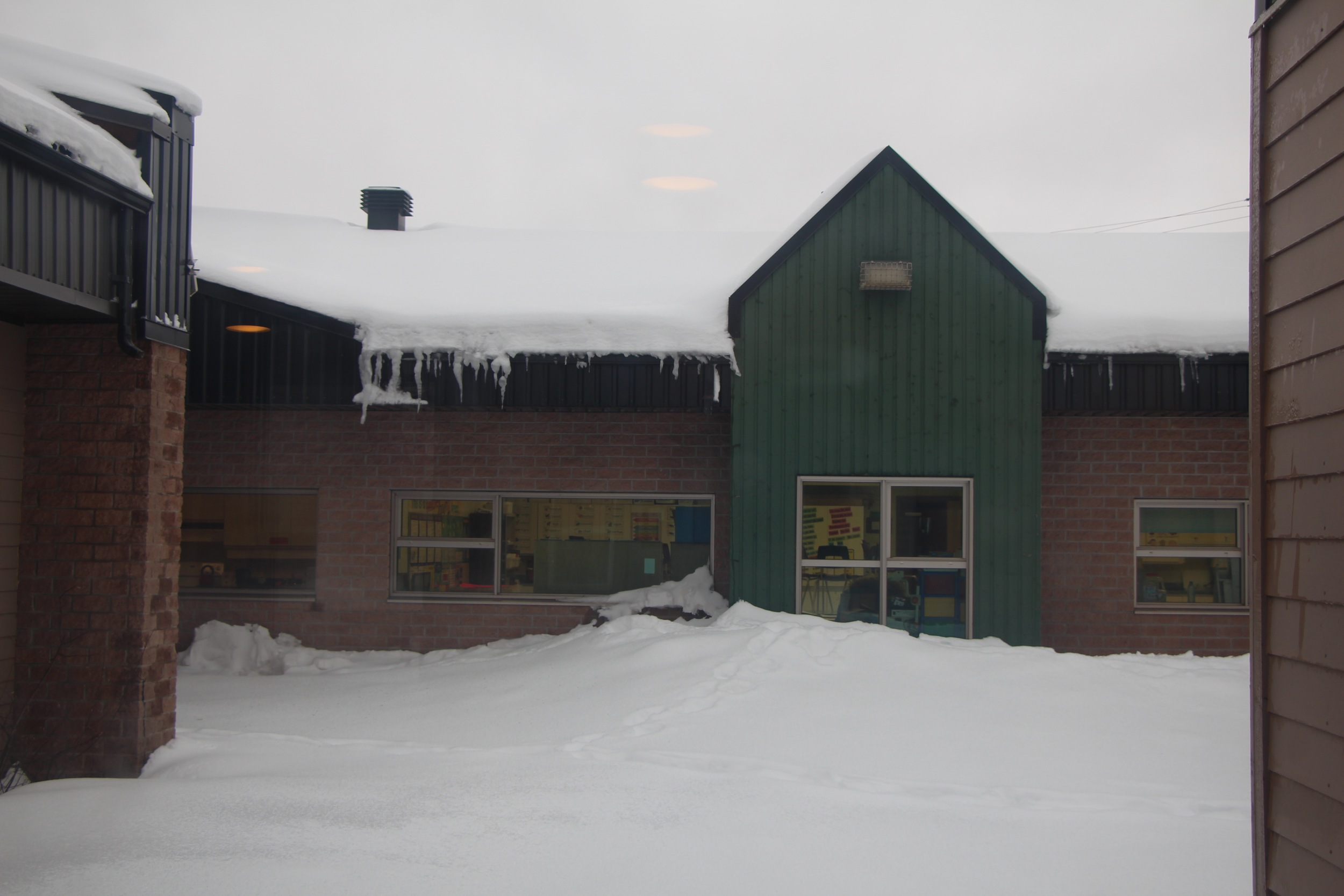 J.S.M.S has approximately 270 students. The school was built in 1985 after the North Eastern Quebec Agreement was signed. It is a pre-kindergarten to grade five school.