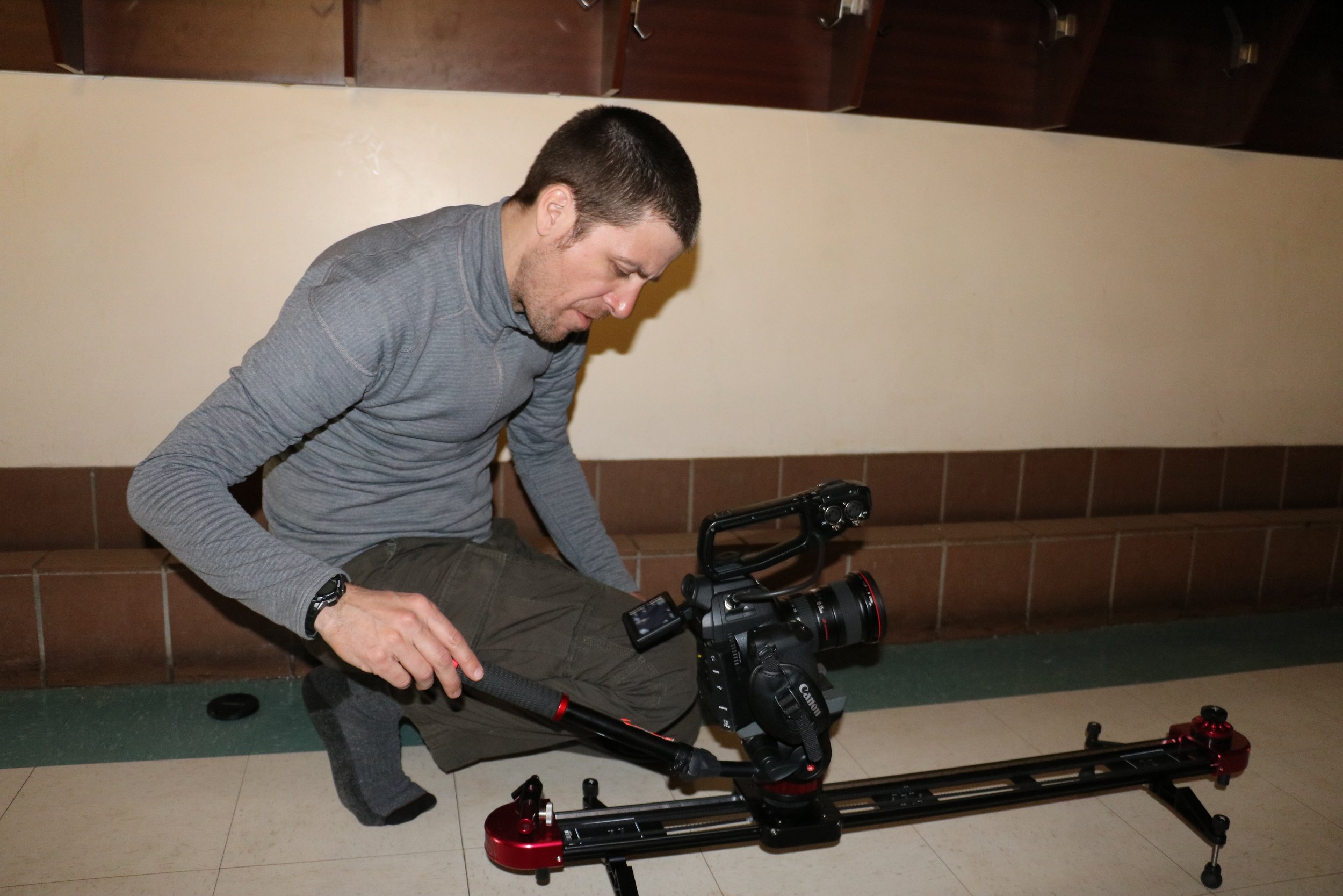 Shane Belcourt, Director of Photography