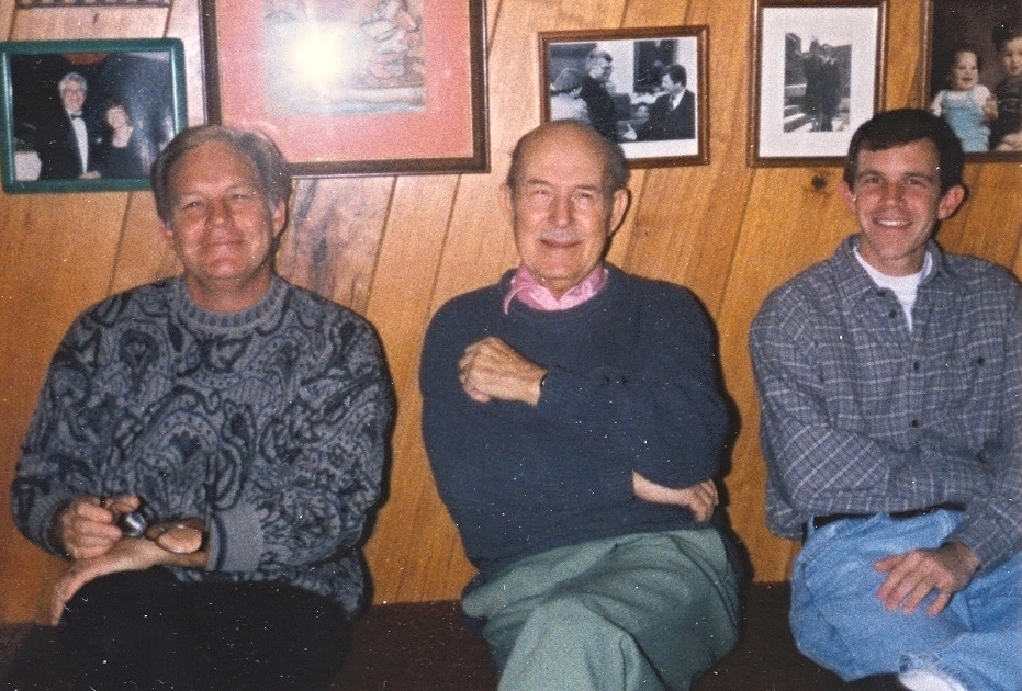 Jeff Deyong, Moss Deyong, and Adam Deyong
