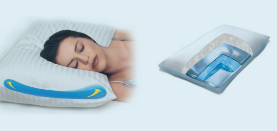 Life Force Physiotherapy Etobicoke Ontario cervical water pillow.png