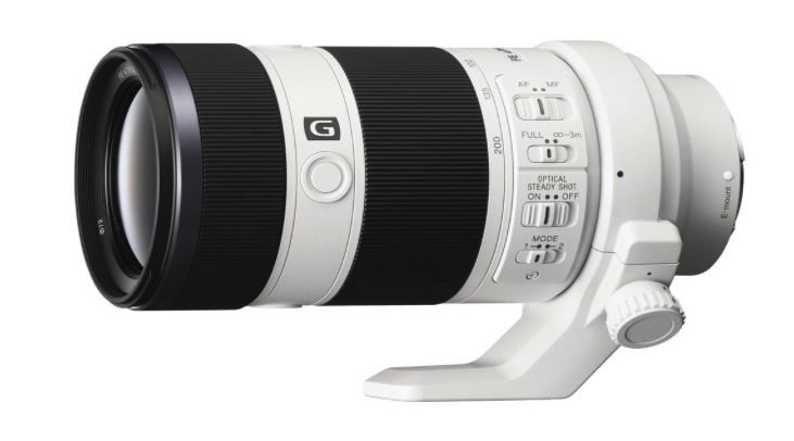 Mea culpa: I did not give this lens its due. But that changed once I used it down in Miami and was stunned when I mistook some of the images it captured for those taken with Canon's $6,000 300mm f/2.8L IS USM II. It's much sharper and contrastier than I'd thought, yet it's surprisingly light in the hand. Coupled with image stabilization, and it's pretty well a perfect fit for the new a6300 -- and at the price, it's a steal compared to the not-yet-shipping 70-200mm f/2.8 G-Master: you'll give up just one stop (and likely some optical performance, though I haven't been hands-on with the G-Master)to save what could well be a grand or more.  Check prices and availability:[  B&H | Amazon  ]