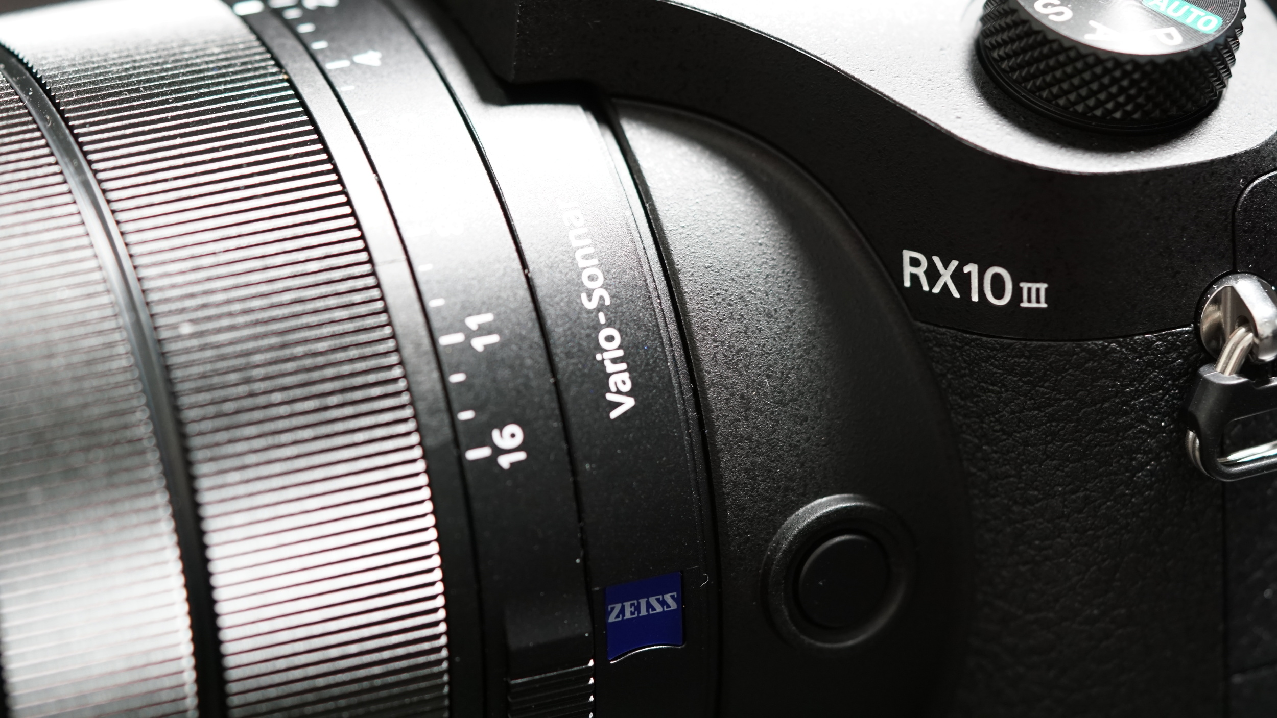 """Sony's just started shipping the RX10 III, a 4K-recording,1"""" backside illuminated stacked 20 megapixel sensor camera with built-in 24-600mm (!) 35mm full frame equivalent power zoom lens by Zeiss. It's  $1,498 at B&H, in stock now . Photo by Hugh Brownstone"""