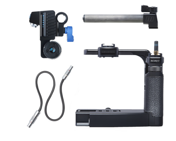 Redrock micro's Scout HX, $2,199 at  B&H
