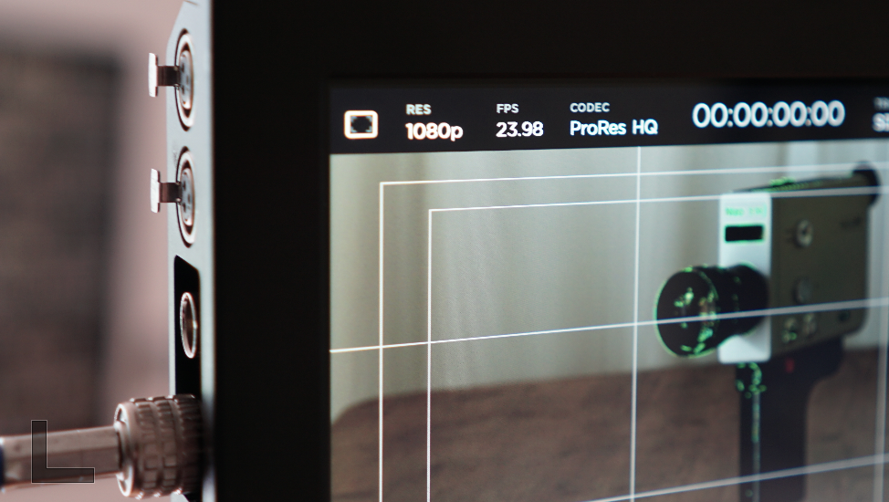 The 4K Video Assist saw 4K out from the FS5 as 1080p; it had no such problem with HDMI.