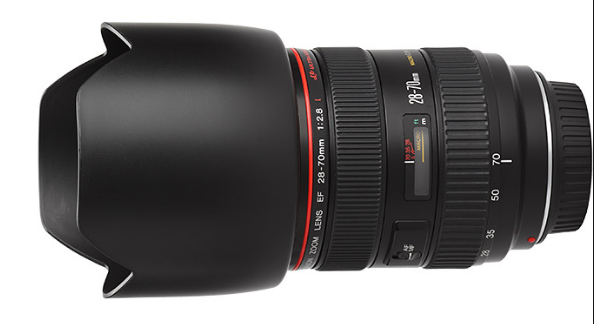 The Canon 28-70mm f/2.8L was the predecessor of  Canon's 24-70mm f/2.8L II . Both remain legendary zoom lenses.