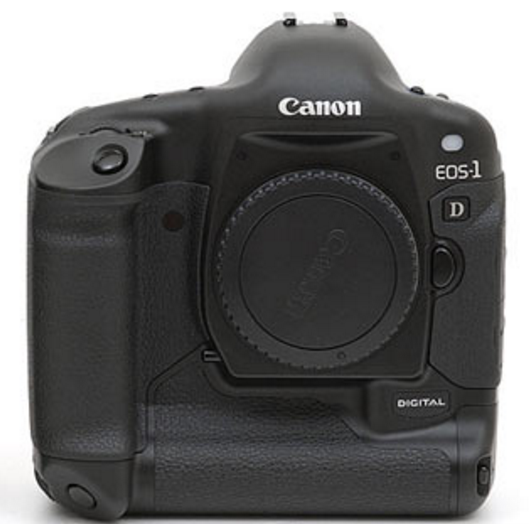 "I replaced the EOS 3 in 2002 with the original Canon 1D, a 4 megapixel digital camera with a top shutter speed of 1/16,000 and a top ISO of 3200. The rear panel was 2"" diagonally with 120,000 pixels. I loved it, but the digital merry-go-round began almost immediately thereafter: over the next years, I moved to the 10D and then 30D before settling on the 5D Mk II. Each one was my travel camera, coupled to the 28-70/2.8L. Today's equivalent, the  1 DX Mk II , is again a vastly superior camera, the only hybrid of which I'm aware that shoots 4K DCI at up to 60fps (oh, yeah: it also has a top ISO of 409,600 and 14fps in stills)."