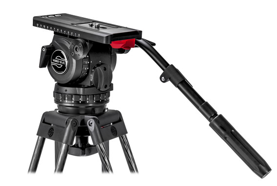 Sachtler's Video 18 S2 is a monster with a 20kg (44 lb) max payload and a much more finely grained set of adjustments than the Secced SC-DV6. It also costs  $4,950 . And completely worth it, in my book, if you're working with a camera that demands that kind of robustness.
