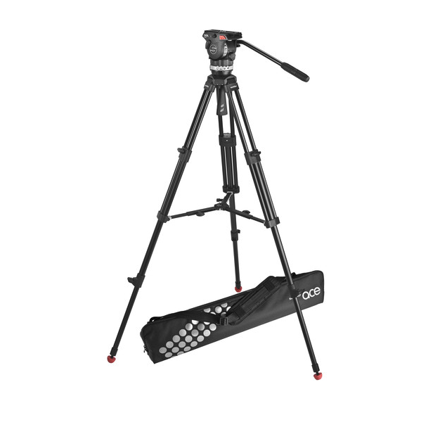 Sachtler Ace M, $621 last time I looked at  B&H  and  Amazon