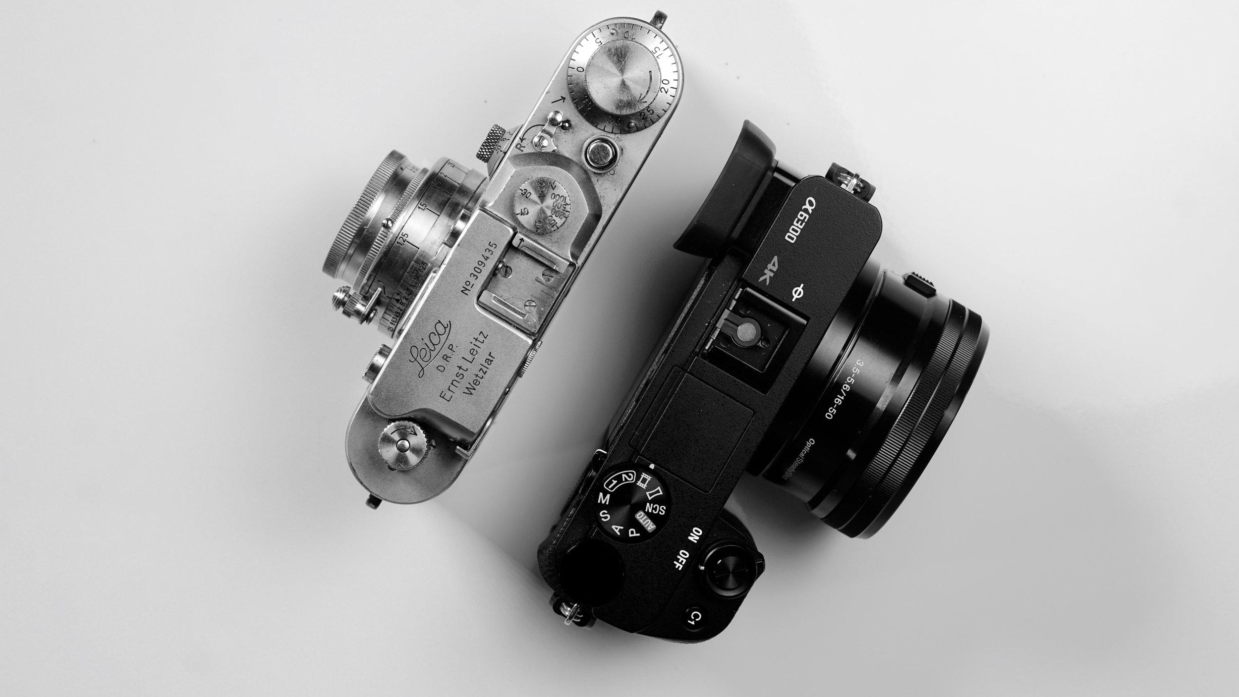 Can you imagine an a6/RX1R II/RX100 V mashup? Whoa.