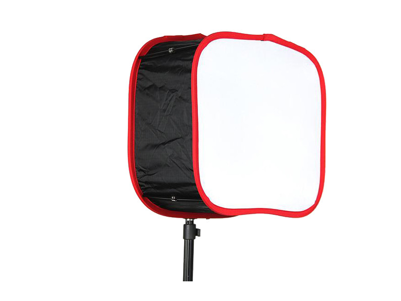 Kamerar D-Fuse soft box for Amaran, $29.95  [ B&H | Amazon ]. Easier setup and takedown, slightly larger surface area than Aputure's own gear.