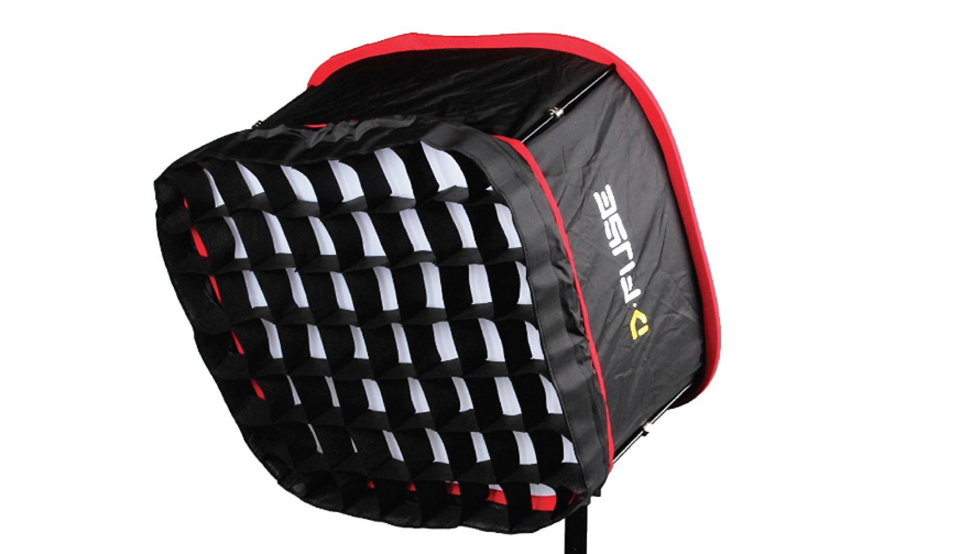 D-Fuse Grid mounted to soft box,  $24.95 alone  or  $49.95 for both at Amazon .