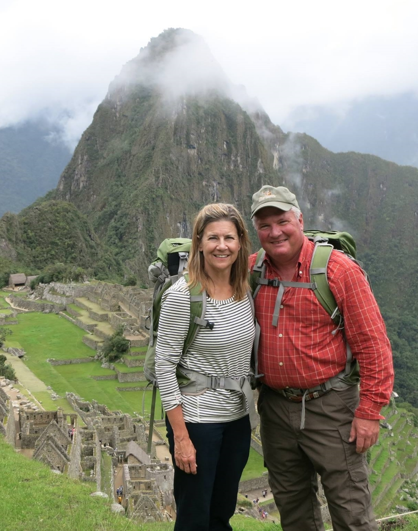 AIYM Founder, Jim Roche and wife, Melony