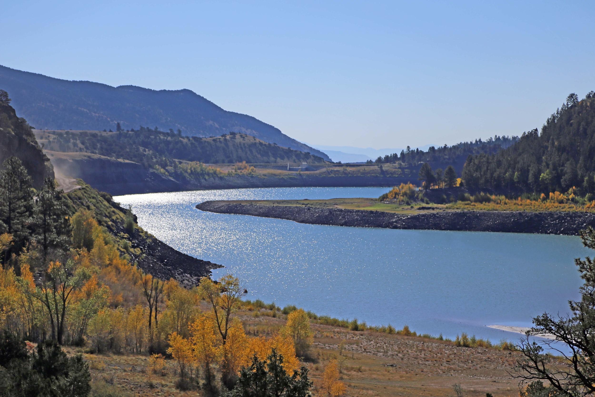 Terrace Reservoir