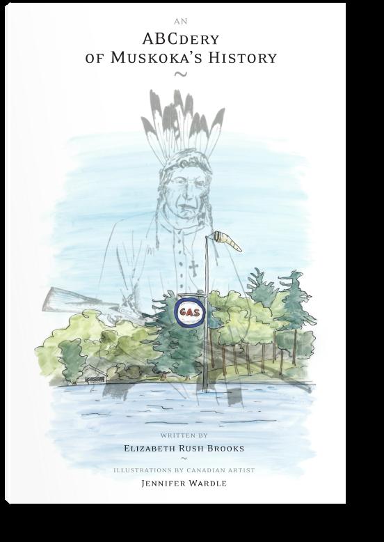 ABCdery of Muskoka's History cover