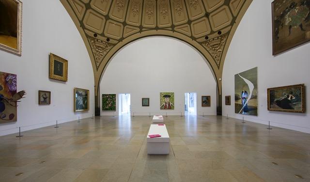 Exposition Orsay vu par Julian Schnabel 02_© Musée d'Orsay - Sophie Crepy Boegly.jpeg
