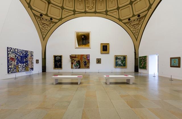 02 Exposition Orsay vu par Julian Schnabel 13_© Musée d'Orsay - Sophie Crepy Boegly.jpeg