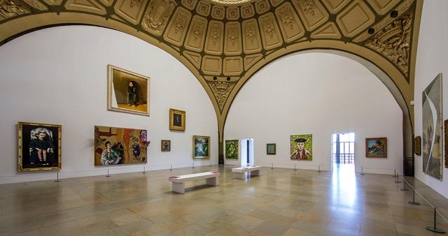 Exposition Orsay vu par Julian Schnabel 03_© Musée d'Orsay - Sophie Crepy Boegly.jpeg