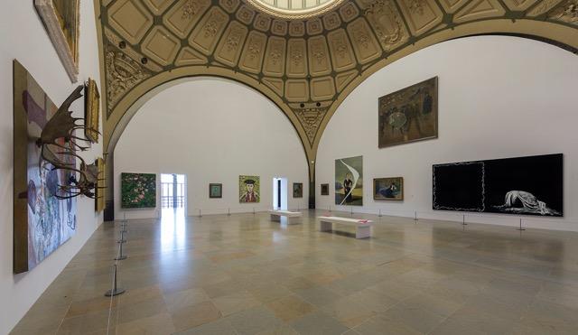 Exposition Orsay vu par Julian Schnabel 04_© Musée d'Orsay - Sophie Crepy Boegly.jpeg