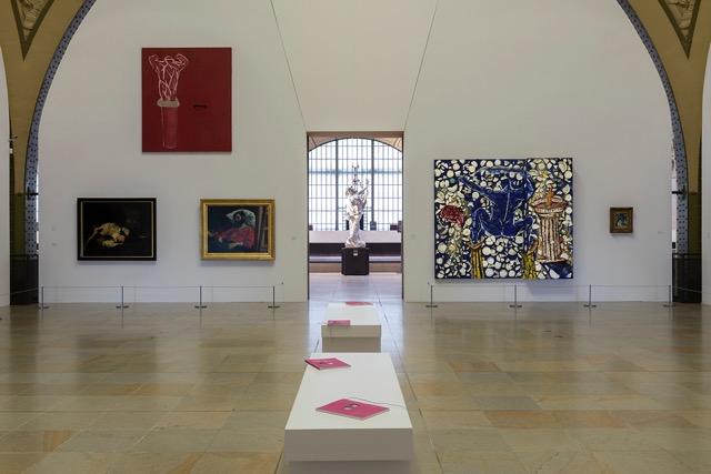 Exposition Orsay vu par Julian Schnabel 05_© Musée d'Orsay - Sophie Crepy Boegly.jpeg