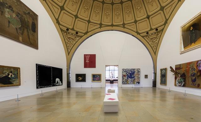 Exposition Orsay vu par Julian Schnabel 06_© Musée d'Orsay - Sophie Crepy Boegly.jpeg
