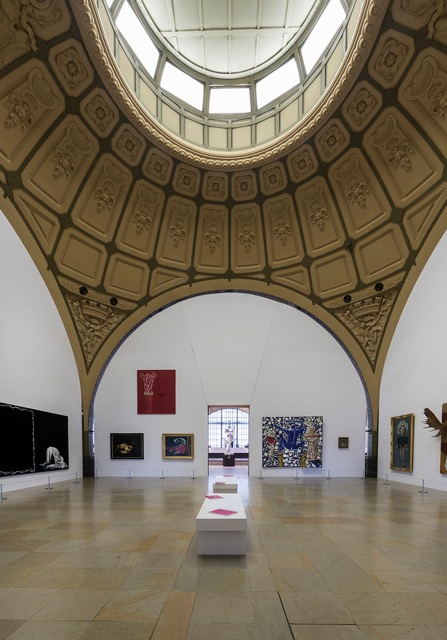 Exposition Orsay vu par Julian Schnabel 07_© Musée d'Orsay - Sophie Crepy Boegly.jpeg