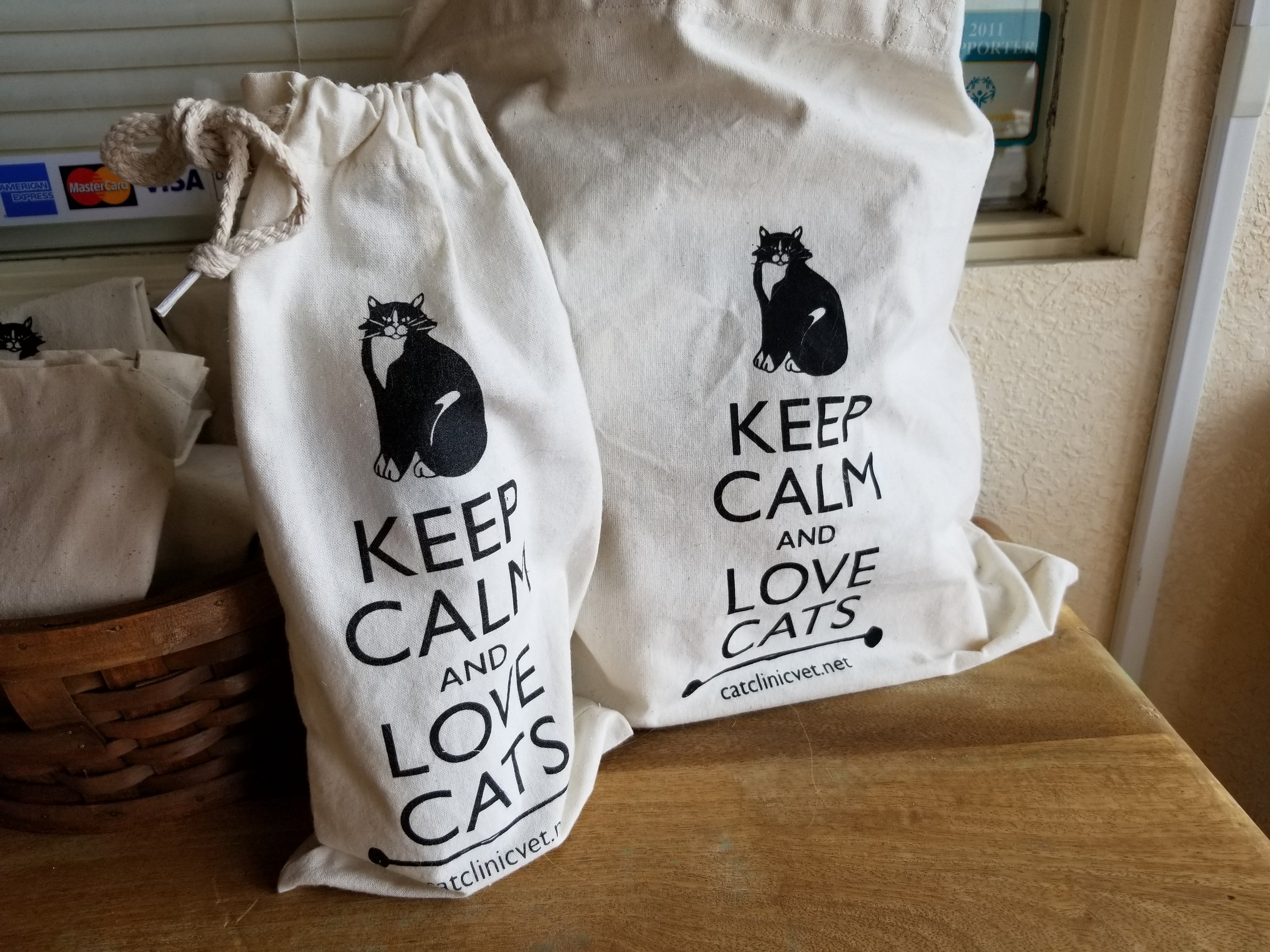 Tote Bags and other Gifts