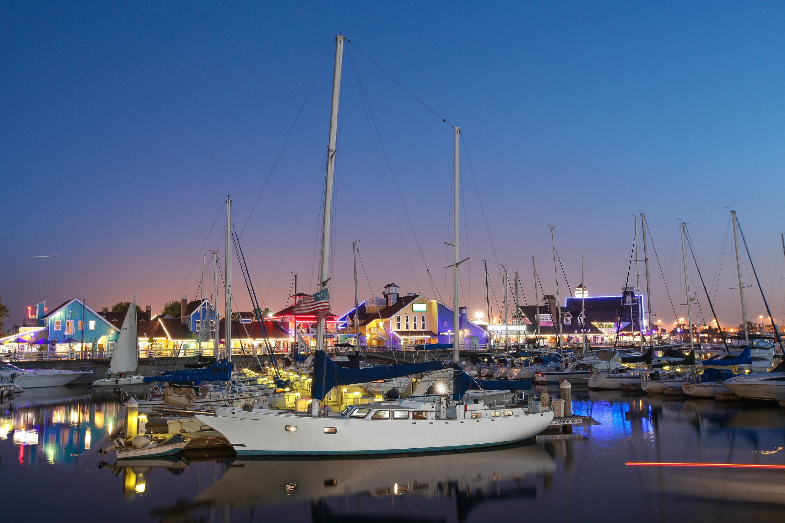 Sunglow Charters Dock