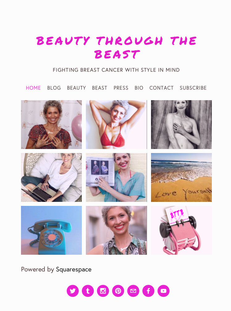 beautythroughthebeast.com