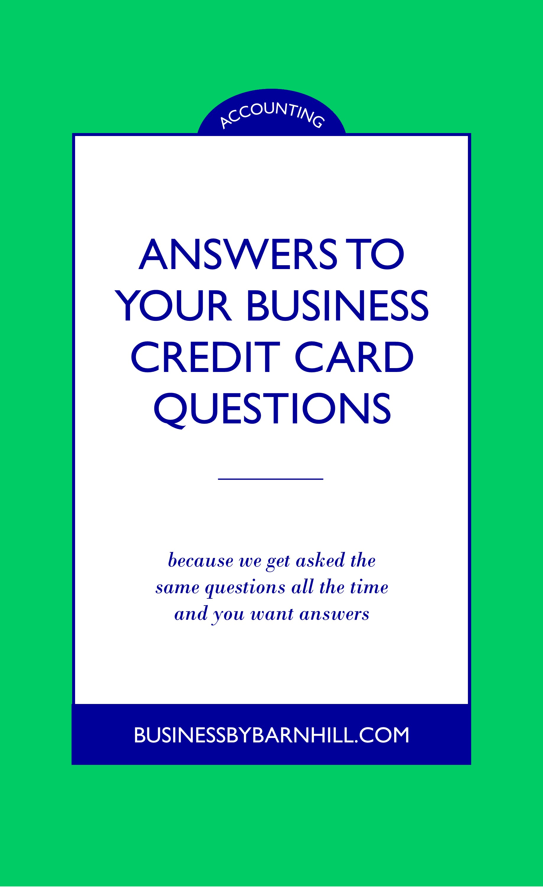 business by barnhill pinterest answers to your business credit card questions 2.jpg