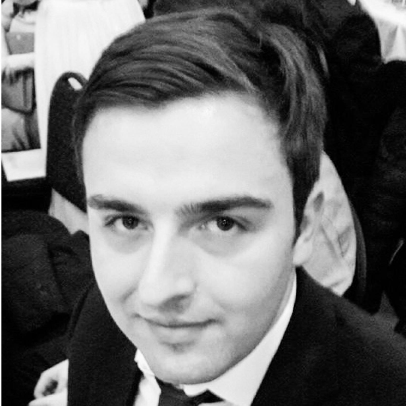 Adrian Bytygi, Student WU Wien