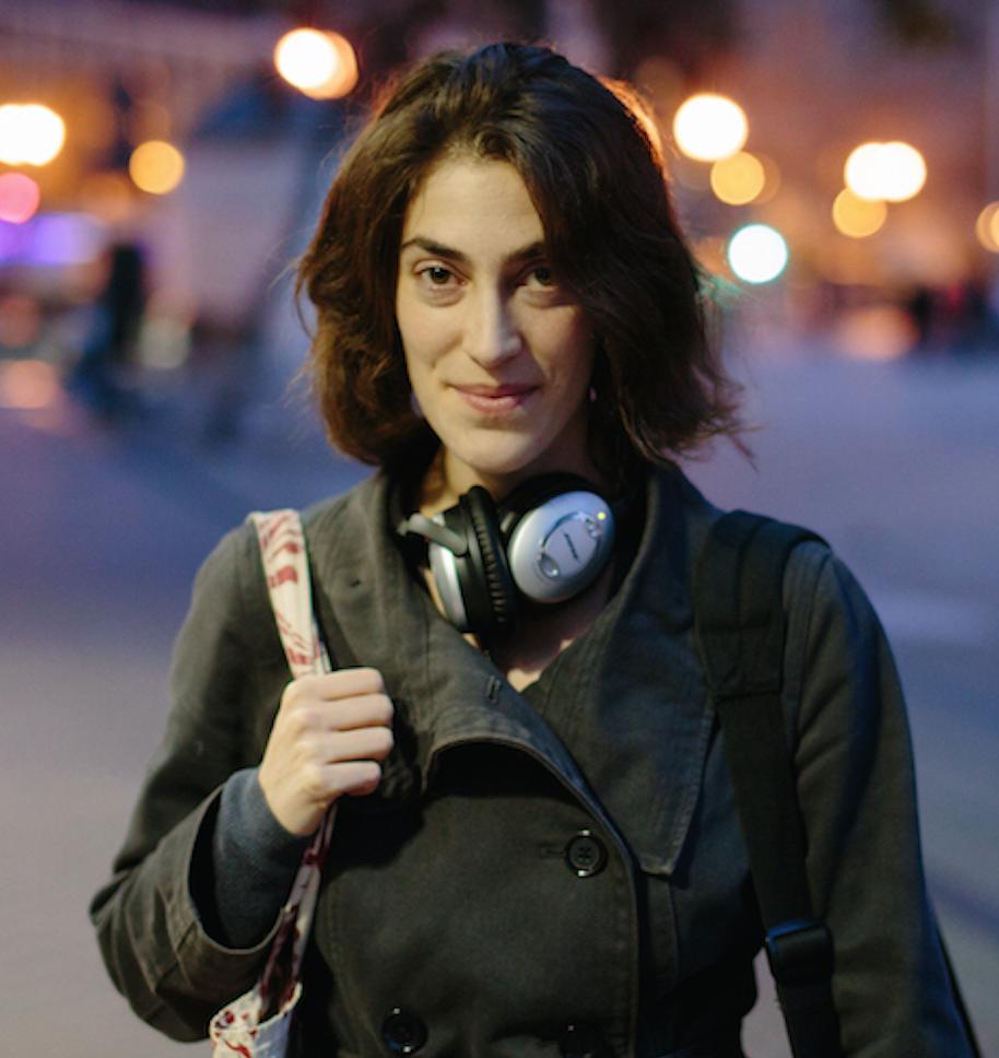 Chapter & Verse  co-producer Teresa Cotsirilos
