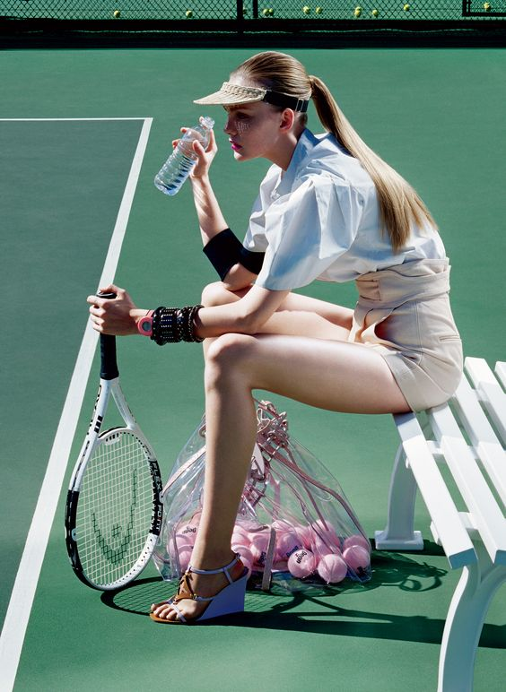 Image taken from  Vogue
