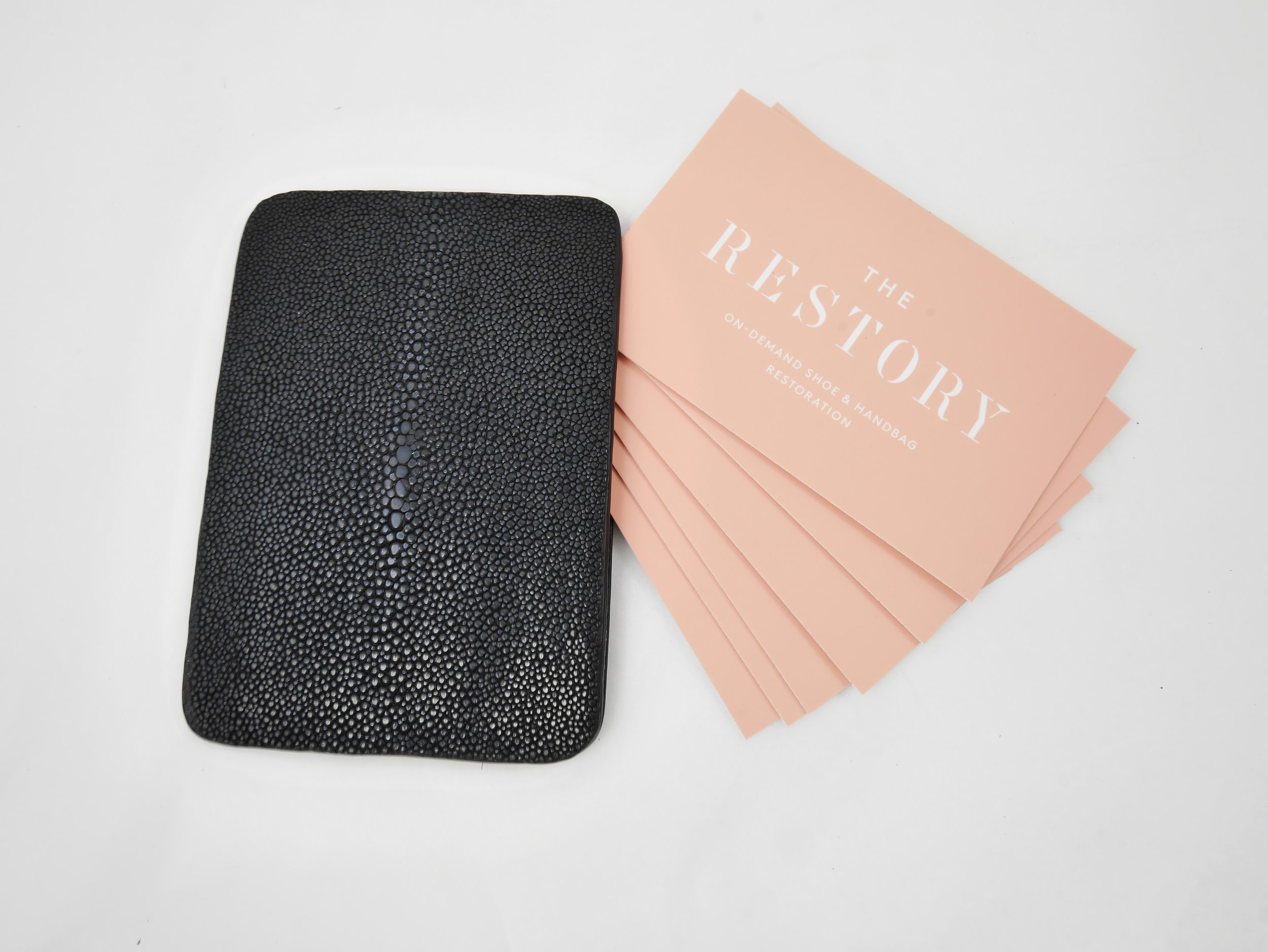 Stingray Card Case