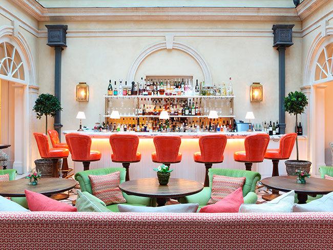 Hartnett Holder & Co at Lime Wood Hotel