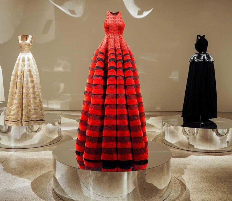 Azzedine Alaïa: The Couturier exhibition at The Design Museum