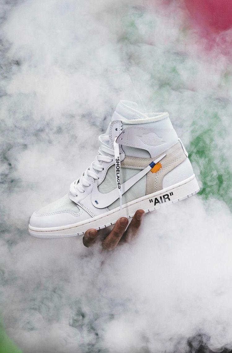 Nike X Offwhite Air Jordan 1