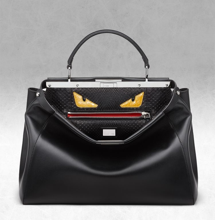 Fendi Peekaboo Monster