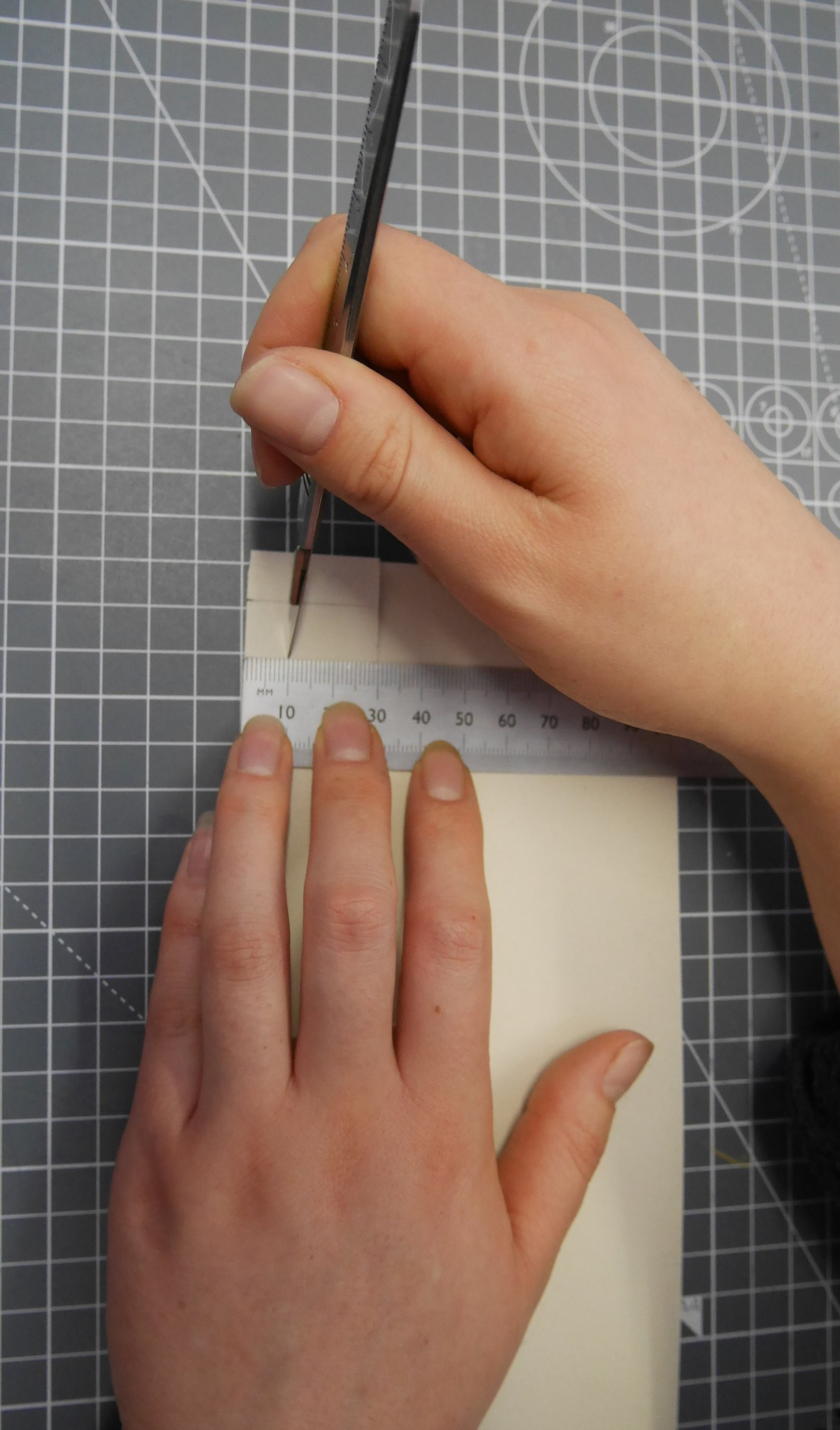 Creating a paper template