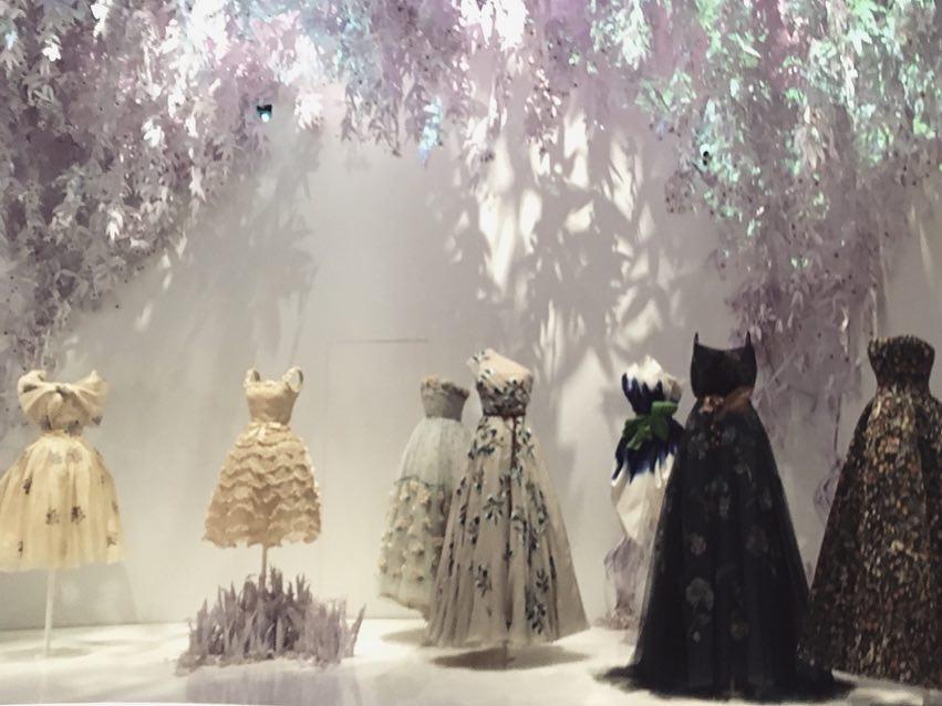 Le jardin de Dior