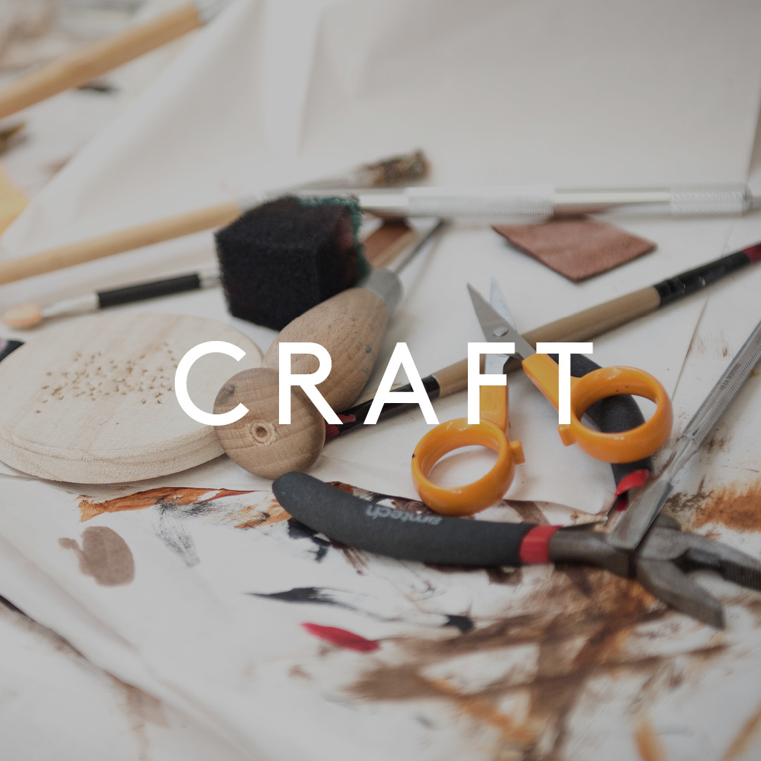 Celebrating craft
