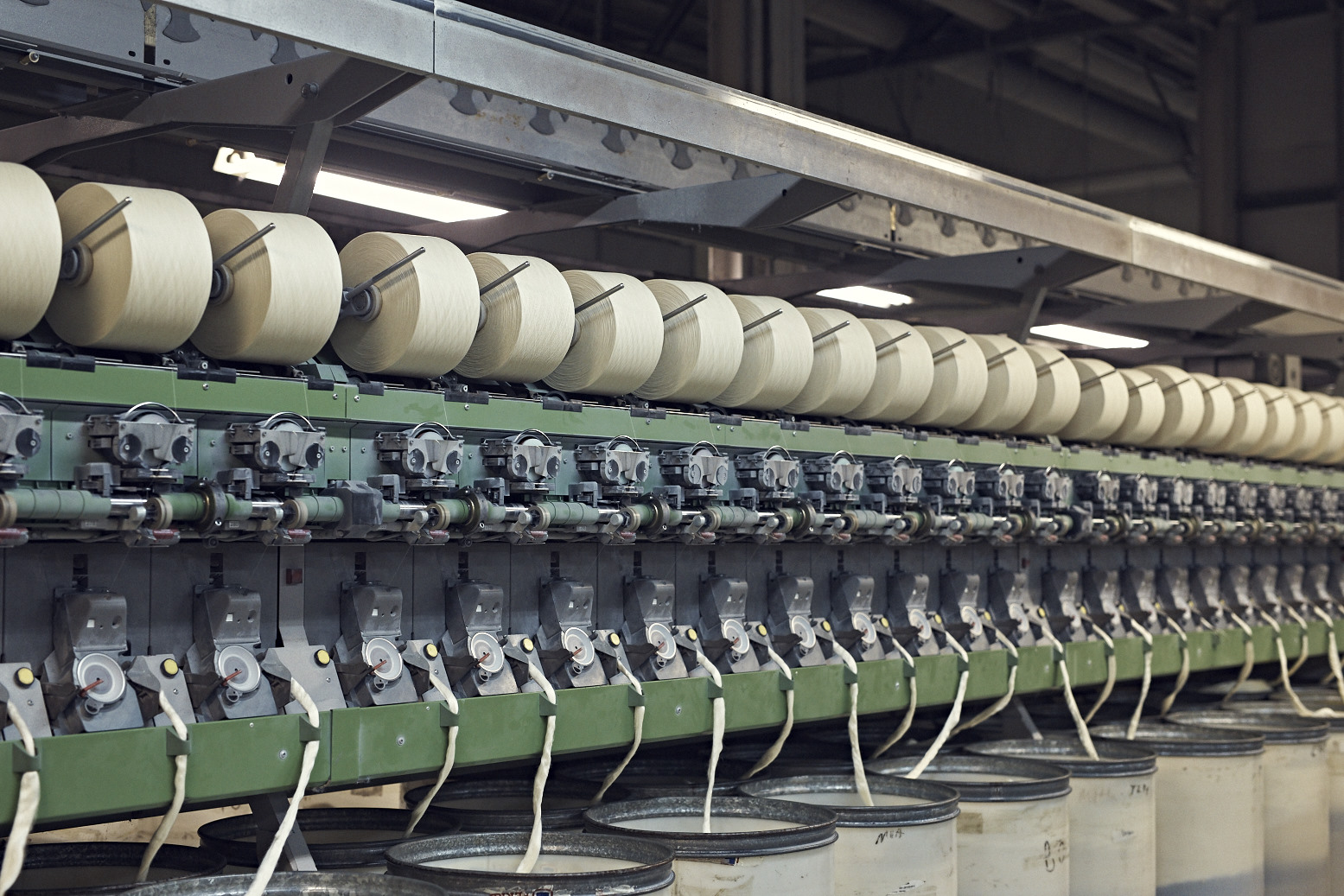 Hilaturas Ferre: The mill that makes the Recover yarn